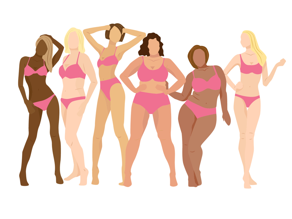 body positive poster