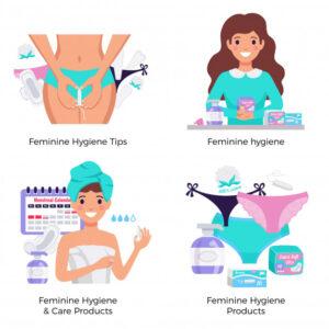 menstrual pads female