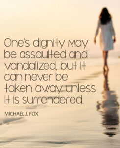 dignity  sexual assault victims