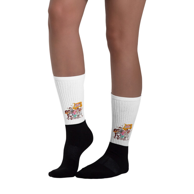 Unisex Girlpower Socks