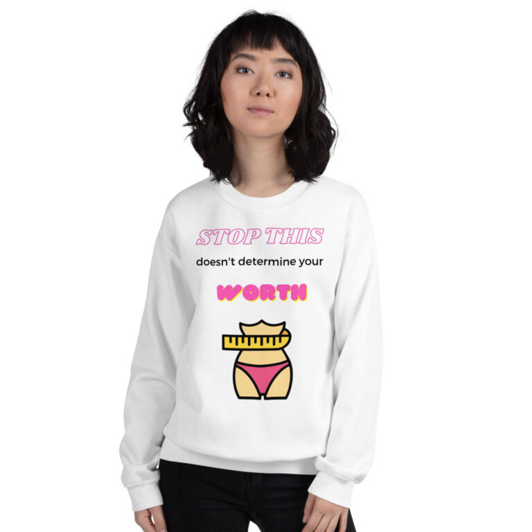 Unisex Your Worth Sweatshirt