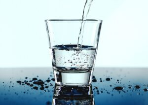 water being healthy