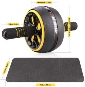Amazon Home Workout Must Haves Auoplus Ab Roller