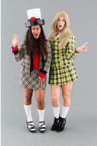 clueless 10 Best 90s halloween girls costume ideas