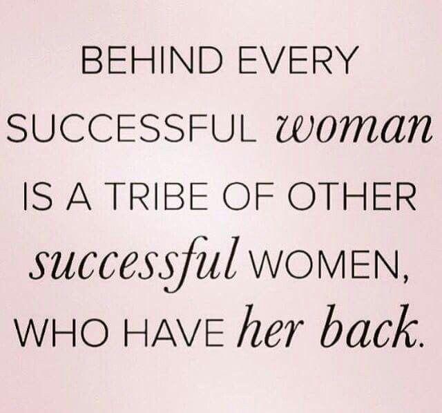 empowering women poster