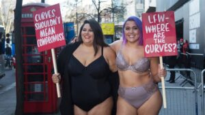 body positive two girls