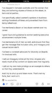 stop misogyny advice