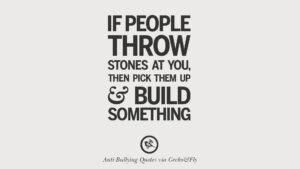 feminist anti bullying quotes