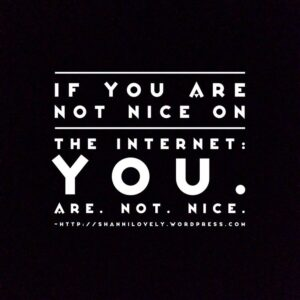 cyber bullying quote