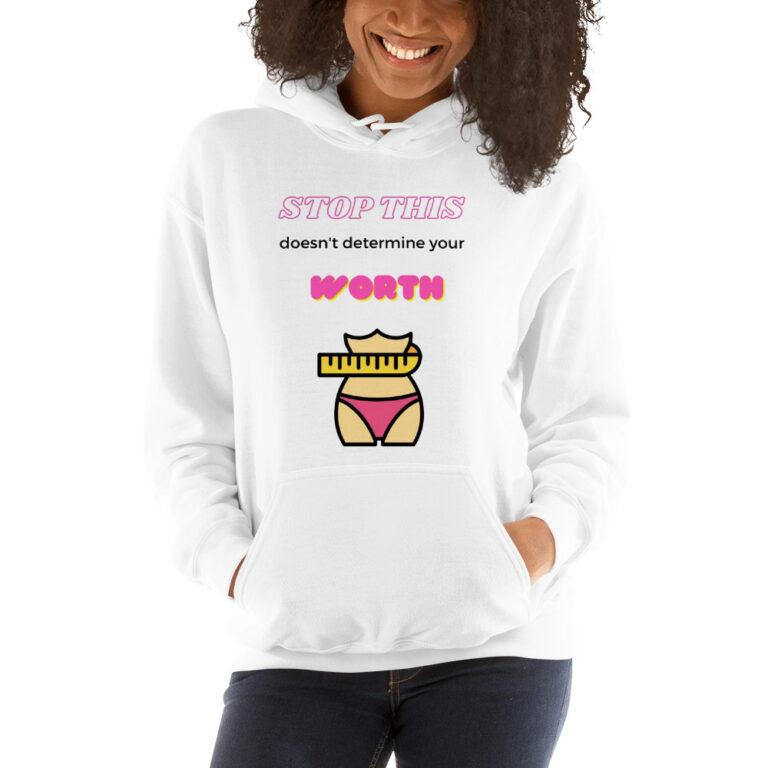 Unisex Your Worth Hoodie