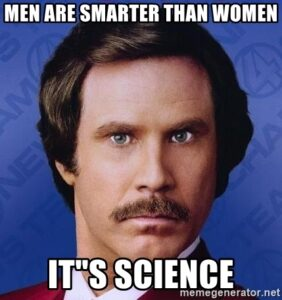 smarter reasons feminist