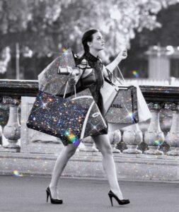Blair gossip girl Shopping Expectation Vs Reality
