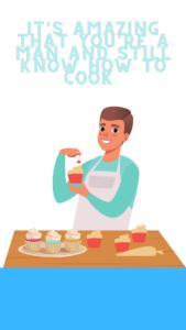 cooking men