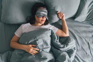 sleeping boosting your energy