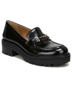 Tully Log Sole Loafer