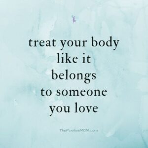 How to embrace and accept your body?