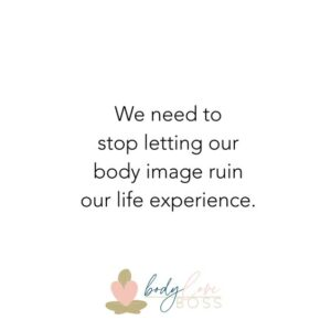How to embrace your body?