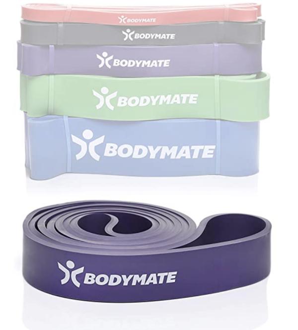 BODYMATE Premium Fitness Bands